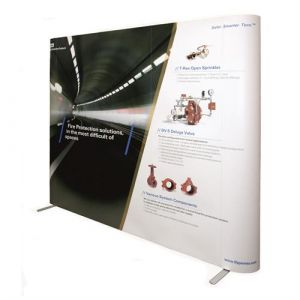 POP UP STAND 3 X 3 STRAIGHT