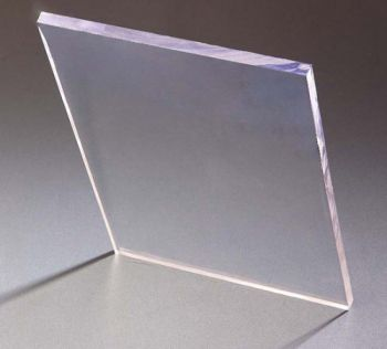 P C 3000 x 2000 x 4.0mm Clear HLG5 (1 Side Hard Coated)
