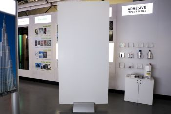 Poster Base Stand - 50 cm