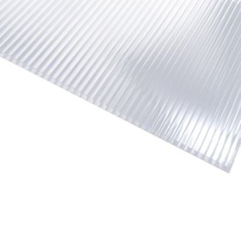 Twinwall Poly Carbonate Clear 2100 x 5800 x 8.0mm