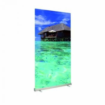 Roll Up Stand Silver 50 x 120