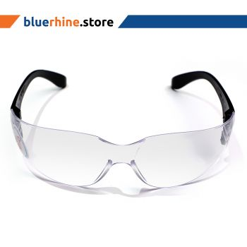 Safety Glass(J-2366) Clear Lens