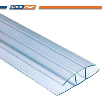 H-Profile for 8mm & 10mm Twinwall Sheets | 6m length