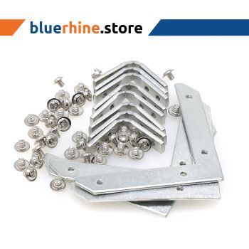 Corner Connector 12pc set for Double Side Profile