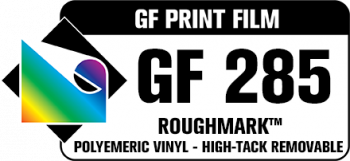 E285-5475) Rough Mark 90 Microns 1.37 x 25 meters