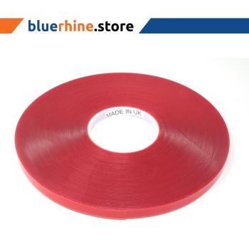 High Bond Double Sided Red Tape- 25.0mmx50mtr