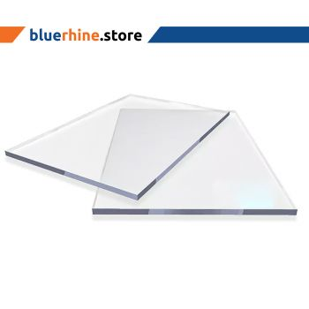 Polycarbonate sheets 2440 x 1220 x 2.0mm Clear Gulf Acrylic