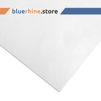White Matt Polyester Wall Fabric with Removable Adhesive 100mic 1.37 x 30.48 meters (E250-54)