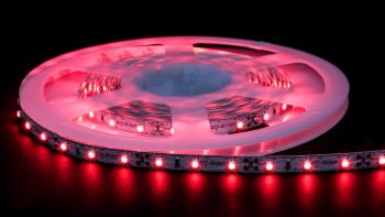 RED-FLEXIBLE-5MTR-300LEDs-DC12V-24W- NON WATERPROOF